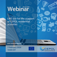 Webinar 60/2020: LMS use for the support of CEPOL residential activities