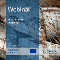 CEPOL Webinar 25/2020: Fight against illegal fishing