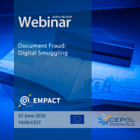 Webinar Adhoc 8/2020: Document Fraud - Digital Smuggling