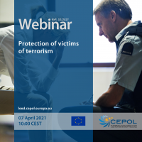 Webinar 52/2021: Protection of victims of terrorism