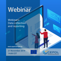Webinar 63/2019 - Data collection and reporting