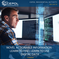 80/2019 Novel Actionable Information - Learn to find, learn to use digital data