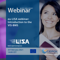 Webinar AdHoc 09/2021: eu-LISA webinar - Introduction to the VIS-BMS