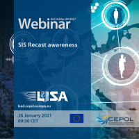 Webinar AdHoc 04/2021: SIS recast awareness