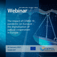 Coffee talks: The impact of the COVID-19 pandemic on Eurojust – the digitalisation of judicial cooperation in Europe