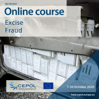 Online Course 06/2020: Excise Fraud