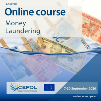 Online Course 05/2020: Money laundering