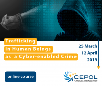 CEPOL Online Course 05/2019: THB as a Cyber-enabled Crime