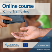 Online Course 5/2020: Child trafficking
