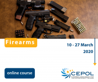 Online Course 07/2019: Firearms - International Cooperation and Operations