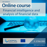 Online Course 10/2020: Financial intelligence and analysis of financial data