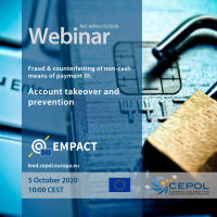Webinar AdHoc19/2020: Account takeover and prevention