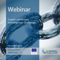 Crypto currencies: investigation challenges