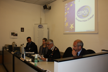 CEPOL course 20/2014 - Theft of cultural heritage/artwork