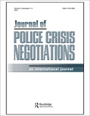 Title: Journal of Police Crisis Negotiations