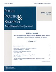 Title: Police Practice & Research