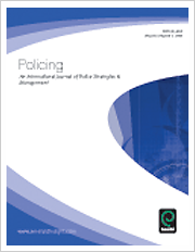 Title: Policing: International Journal of Police Strategies and Management